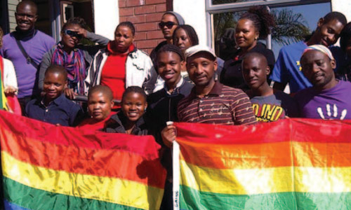 report documents discrimination stigma facing gay men southern africa