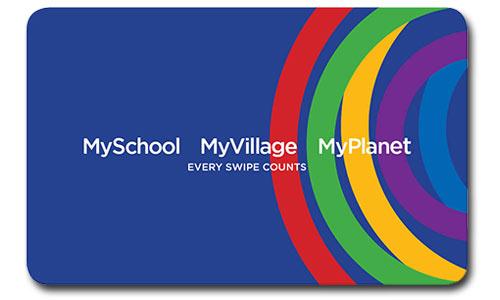 out myschool card